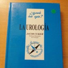 Libros de segunda mano: LA UROLOGÍA (JACOB CUKIER). Lote 179518492