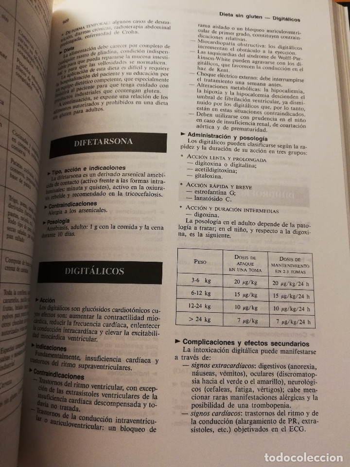 Libros de segunda mano: DICCIONARIO DE ENFERMERÍA (JACQUES QUEVAUVILLIERS / LÉON PERLEMUTER) TOMO II - Foto 4 - 180175503