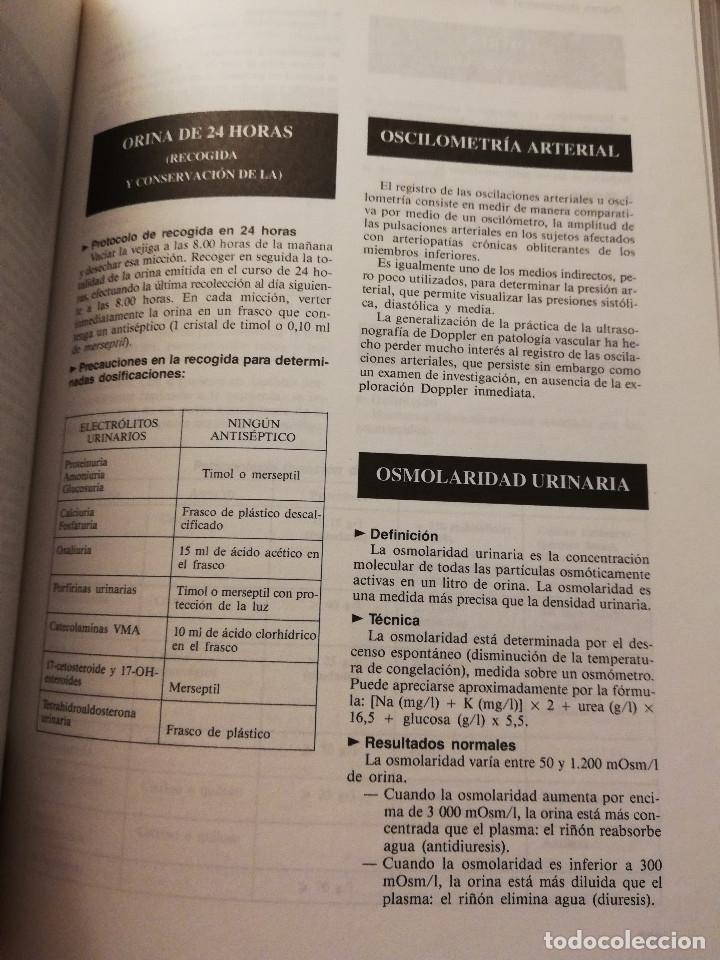 Libros de segunda mano: DICCIONARIO DE ENFERMERÍA (JACQUES QUEVAUVILLIERS / LÉON PERLEMUTER) TOMO II - Foto 5 - 180175503