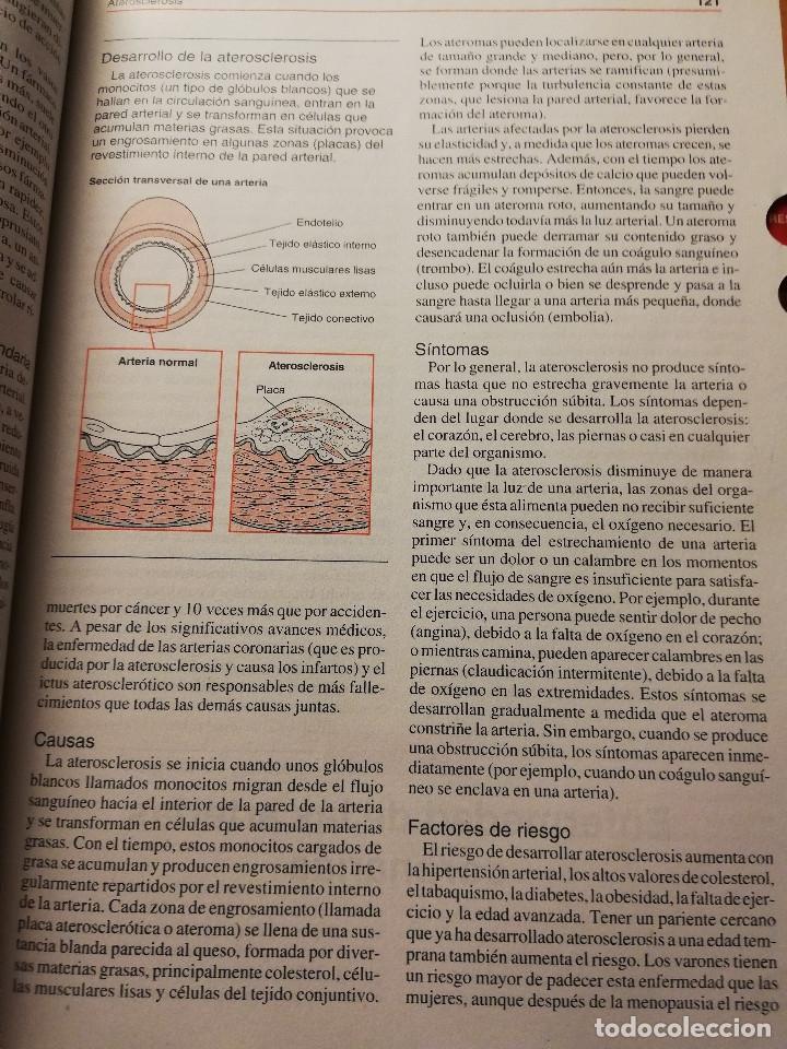 Libros de segunda mano: MANUAL MERCK DE INFORMACIÓN MÉDICA GENERAL (OCEANO) - Foto 7 - 180188896