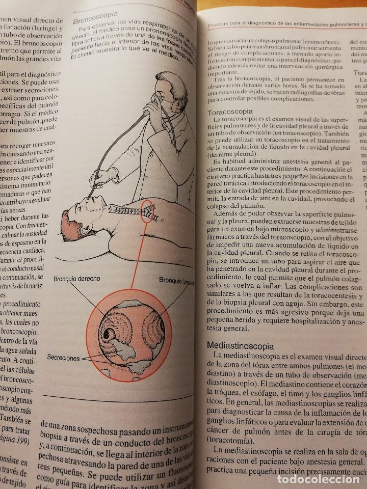 Libros de segunda mano: MANUAL MERCK DE INFORMACIÓN MÉDICA GENERAL (OCEANO) - Foto 8 - 180188896