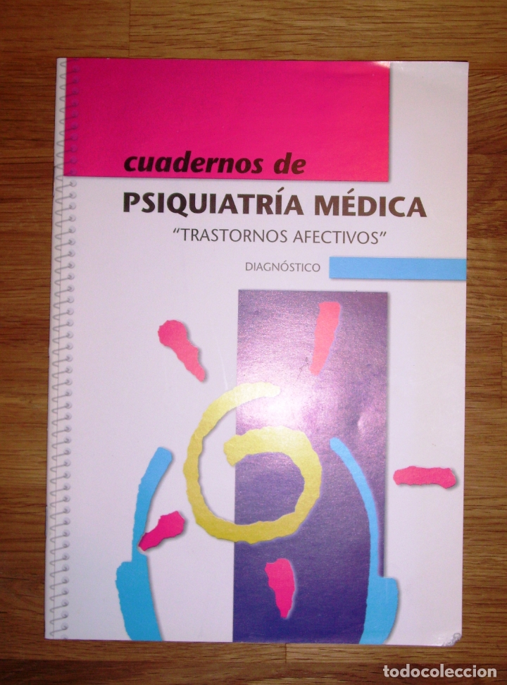 CUADERNOS DE PSIQUIATRÍA MÉDICA : TRASTORNOS AFECTIVOS : DIAGNÓSTICO (Libros de Segunda Mano - Ciencias, Manuales y Oficios - Medicina, Farmacia y Salud)