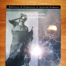 Libros de segunda mano: GASTÓ, C. TRASTORNOS MENTALES EN PATOLOGÍA MÉDICA (BIBLIOTECA DE PSIQUIATRÍA EN ATENCIÓN PRIMARIA). Lote 181338812