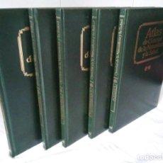 Libros de segunda mano: 133-ENCICLOPEDIA DE LAS CIENCIAS DE LA NATURALEZA Y LA SALUD, 5 TOMOS... Lote 181434226