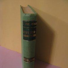 Libros de segunda mano: OTORRINOLARINGOLOGÍA OTOLOGÍA. R. POCH VIÑALS. ED. MARBÁN, 1967.. Lote 182425237