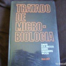 Libros de segunda mano: TRATAMIENTO DE MICRO-BIOLOGÍA. Lote 182506437