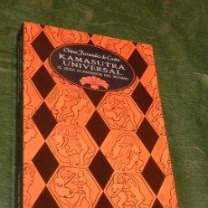 Libros de segunda mano: KAMASUTRA UNIVERSAL. EL SEXO ALREDEDOR DEL MUNDO, CHIMO FERNANDEZ DE CASTRO, 1989 DEDICATORIA AUTOR. Lote 182858718
