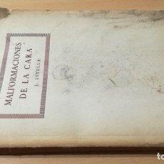 Libros de segunda mano: MALFORMACIONES CONGENITAS DE LA CARA - J ESTELLA / TXT 86. Lote 183539018