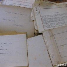 Libros de segunda mano: APUNTES OBSTERICIA DR DEXEUS ,CIRUGIA DE URGENCIA ,FARMACIA ESCUELA DE ENFERMERAS STA MADRONA . Lote 183546463