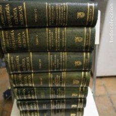 Libros de segunda mano: TRATADO DE PATOLOGÍA Y CLÍNICA MEDICAS PEDRO PONS 6 TOMOS SALVAT. Lote 183685535