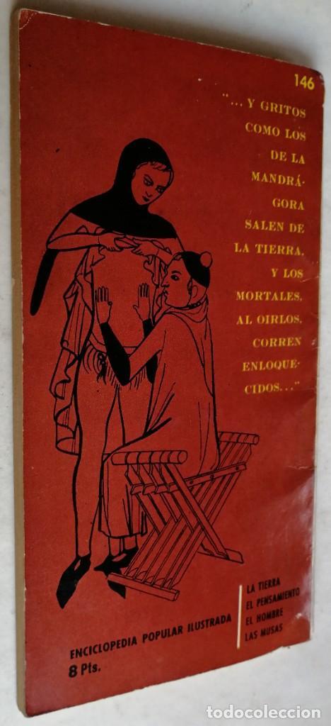 Libros de segunda mano: Medicina Pintoresca, Dr. Prometeo Madarnas, Enciclopedia Popular Ilustrada, N 37 - Foto 2 - 183728398