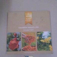 Libros de segunda mano: COSMÉTICA NATURAL Y BIO. Lote 184040952