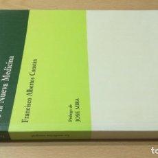 Livros em segunda mão: LA MEDICINA INTEGRAL BASES TEORICAS NUEVA MEDICINA - F ALBERTOS CONSTANHOMEOPATICA NATURAL ALTERN. Lote 184200072