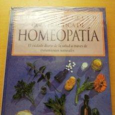 Libros de segunda mano: GUÍA PRÁCTICA DE HOMEOPATÍA (ROBIN HAYFIELD) CÍRCULO DE LECTORES. Lote 186075285