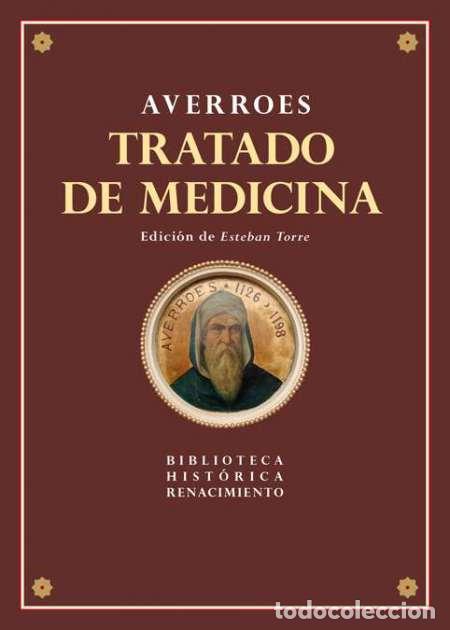 AVERROES. TRATADO DE MEDICINA.-NUEVO (Libros de Segunda Mano - Ciencias, Manuales y Oficios - Medicina, Farmacia y Salud)