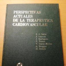 Libros de segunda mano: PERSPECTIVAS ACTUALES DE LA TERAPEUTICA CARDIOVASCULAR (VV. AA.) EDITORIAL FACTA. Lote 188602465