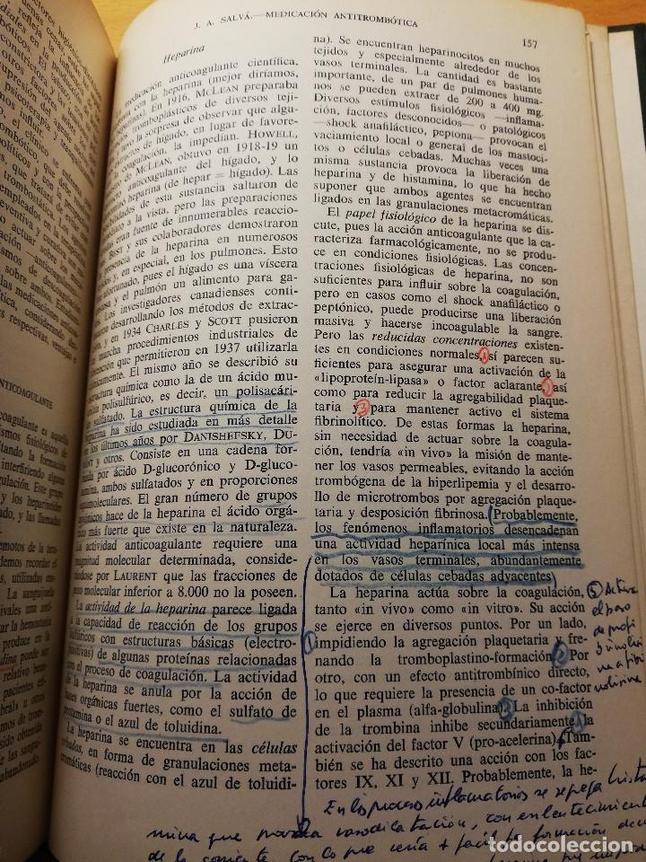 Libros de segunda mano: PERSPECTIVAS ACTUALES DE LA TERAPEUTICA CARDIOVASCULAR (VV. AA.) EDITORIAL FACTA - Foto 5 - 188602465