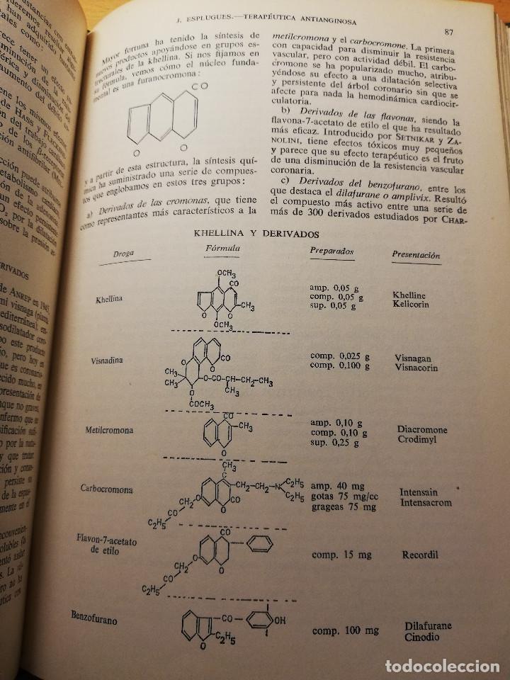 Libros de segunda mano: PERSPECTIVAS ACTUALES DE LA TERAPEUTICA CARDIOVASCULAR (VV. AA.) EDITORIAL FACTA - Foto 7 - 188602465