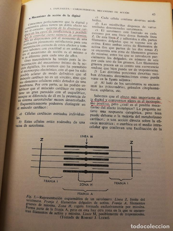 Libros de segunda mano: PERSPECTIVAS ACTUALES DE LA TERAPEUTICA CARDIOVASCULAR (VV. AA.) EDITORIAL FACTA - Foto 8 - 188602465
