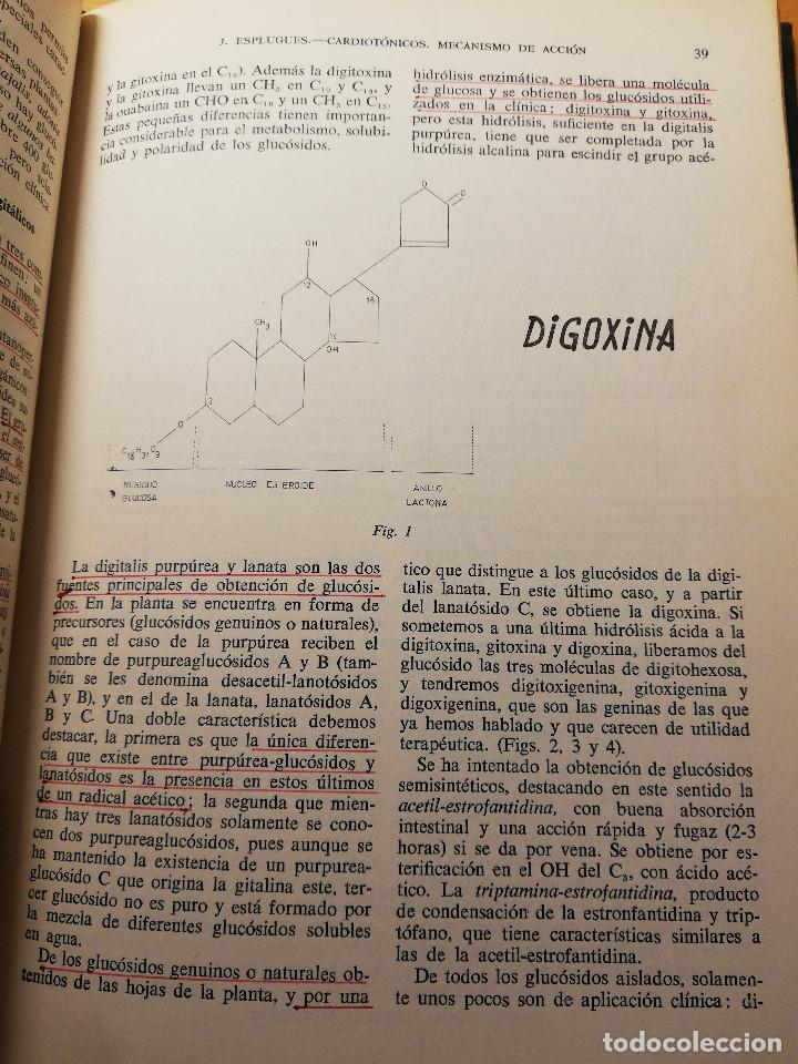 Libros de segunda mano: PERSPECTIVAS ACTUALES DE LA TERAPEUTICA CARDIOVASCULAR (VV. AA.) EDITORIAL FACTA - Foto 9 - 188602465