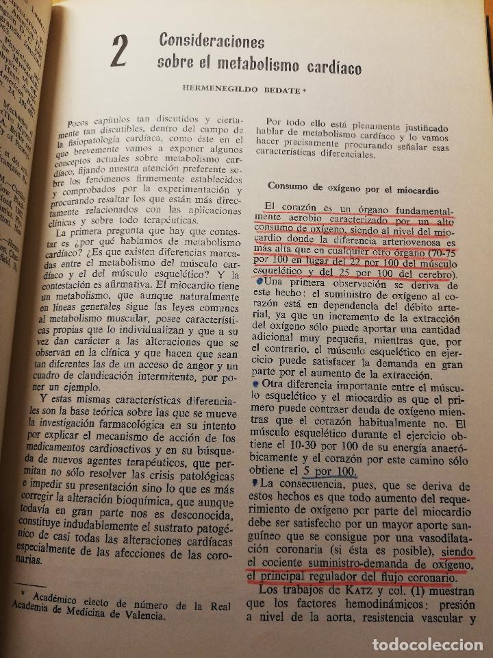 Libros de segunda mano: PERSPECTIVAS ACTUALES DE LA TERAPEUTICA CARDIOVASCULAR (VV. AA.) EDITORIAL FACTA - Foto 10 - 188602465