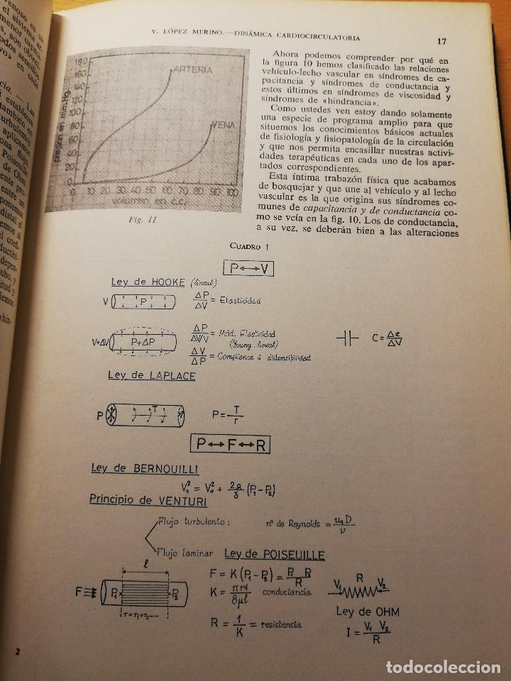 Libros de segunda mano: PERSPECTIVAS ACTUALES DE LA TERAPEUTICA CARDIOVASCULAR (VV. AA.) EDITORIAL FACTA - Foto 11 - 188602465