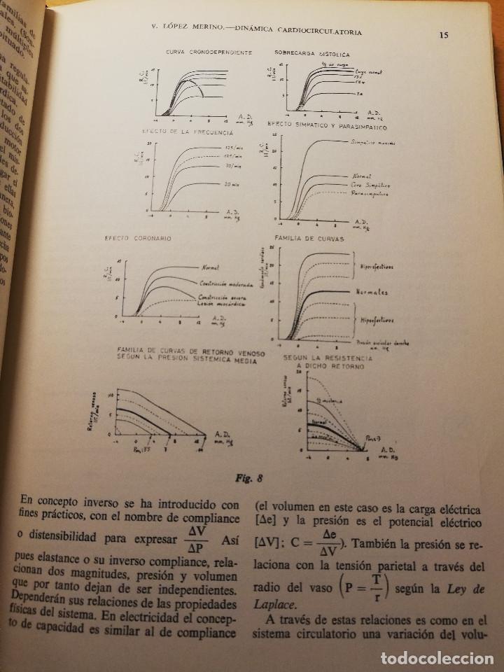 Libros de segunda mano: PERSPECTIVAS ACTUALES DE LA TERAPEUTICA CARDIOVASCULAR (VV. AA.) EDITORIAL FACTA - Foto 12 - 188602465