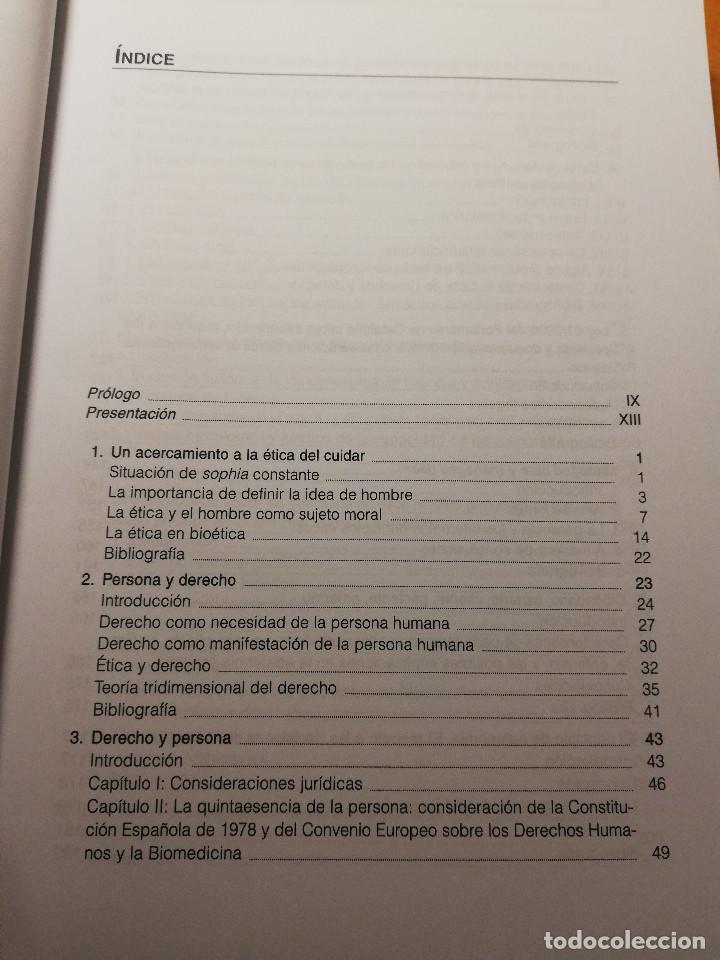Libros de segunda mano: ENSAYOS DE BIOÉTICA - 3 (FUNDACIÓN MAPFRE MEDICINA) - Foto 3 - 188602756