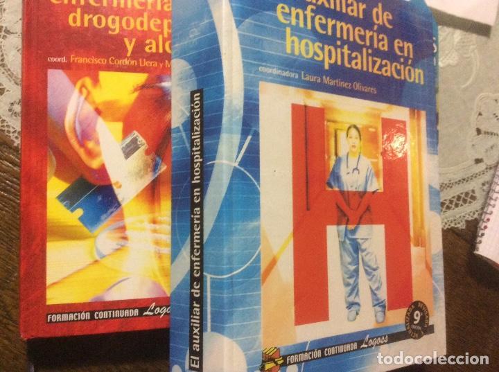 El Auxiliar De Enfermeria En Hospitalizacion Vendido En Venta Directa 188766573