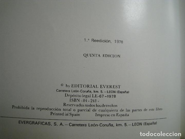 Libros de segunda mano: LANZAROTE EN COLOR. COLECCIÓN IBÉRICA. EDITORIAL EVEREST. 1978. ESPAÑOL, FRANÇAIS, ENGLISH, DEUTSCH. - Foto 10 - 189882951