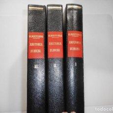 Libros de segunda mano: H. ROUVIERE ANATOMÍA HUMANA.DESCRIPTIVA Y TOPOGRÁFICA (3 TOMOS) Y98033. Lote 191165756