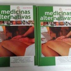 Libros de segunda mano: MEDICINAS ALTERNATIVAS: SERIE TECNICAS. Lote 192312750