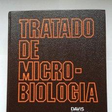 Libros de segunda mano: TRATADO DE MICROBIOLOGÍA MICRO-BIOLOGÍA SALVAT 1979 DAVIS DUBELCCO EISEN GINSBERG WOOD 2ª EDICIÓN. Lote 193787718