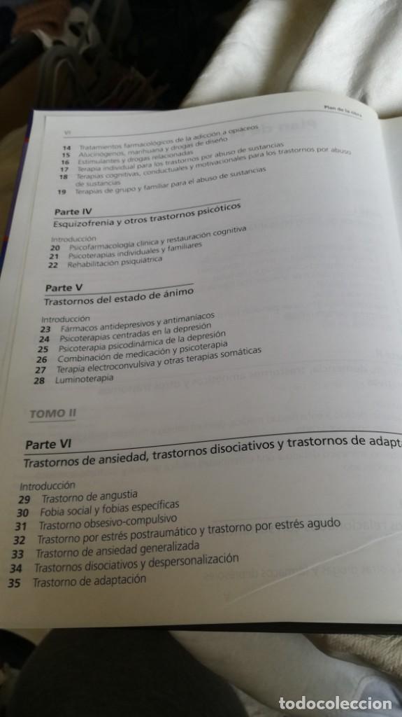 Libros de segunda mano: TRATAMIENTOS DE LOS TRASTORNOS PSIQUIÁTRICOS - GLEN O GABBARD - ARS MEDICA 2 TOMOS EN ESTUCHE - Foto 9 - 194204740