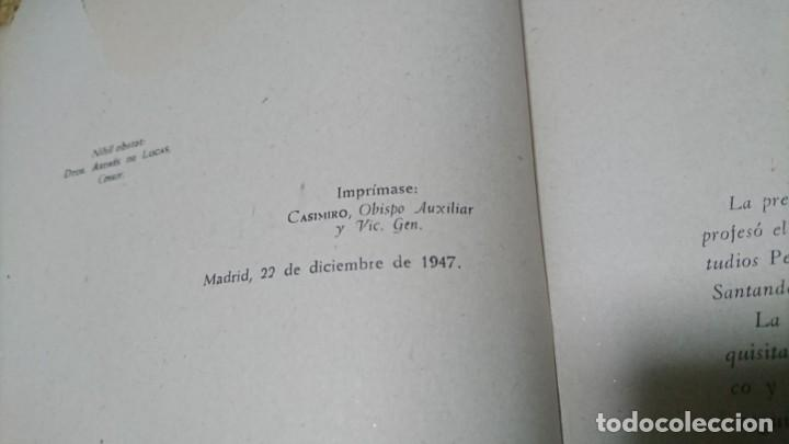 Libros de segunda mano: CUESTIÓNES DE PSICOLOGÍA, JAMES A. VAN DER VELDT, 1947 - Foto 3 - 194348033