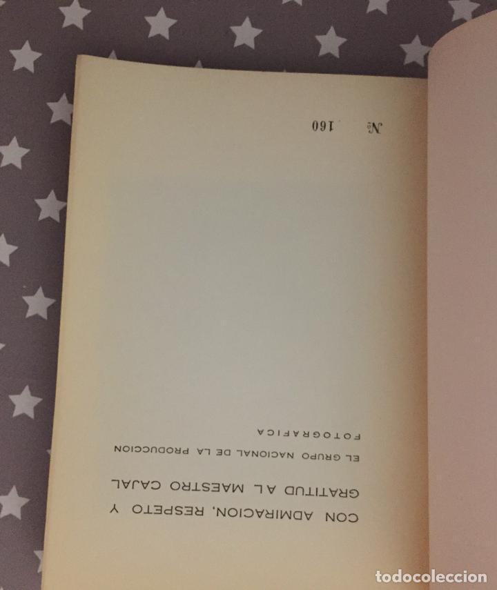 Libros de segunda mano: FOTOGRAFIA DE LOS COLORES, Bases Cientificas y reglas practicas, Ramon y Cajal FACSIMIL - Foto 3 - 194352450