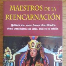 Libros de segunda mano: MAESTROS DE LA REENCARNACIÓN / VICKI MACKENZIE / EDI. NEO PERSON / 1ª EDICIÓN 1998. Lote 194373087