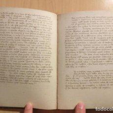 Libros de segunda mano: FACSÍMIL ÍNTEGRO DE LA ANATOMÍA DE MUNDINUS, EN LATÍN (S. XIV). Lote 194514848
