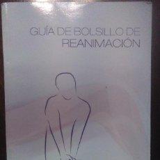Libros de segunda mano: GUIA DE BOLSILLO DE REANIMACIÓN - DAVUR - 2009. Lote 194540192