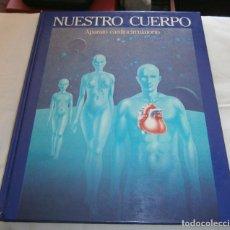 Libros de segunda mano: NUESTRO CUERPO DR. ENRIC GIL DE BERNABE ORTEGA APARATO CARDIODIOCULATORIO. Lote 194717013