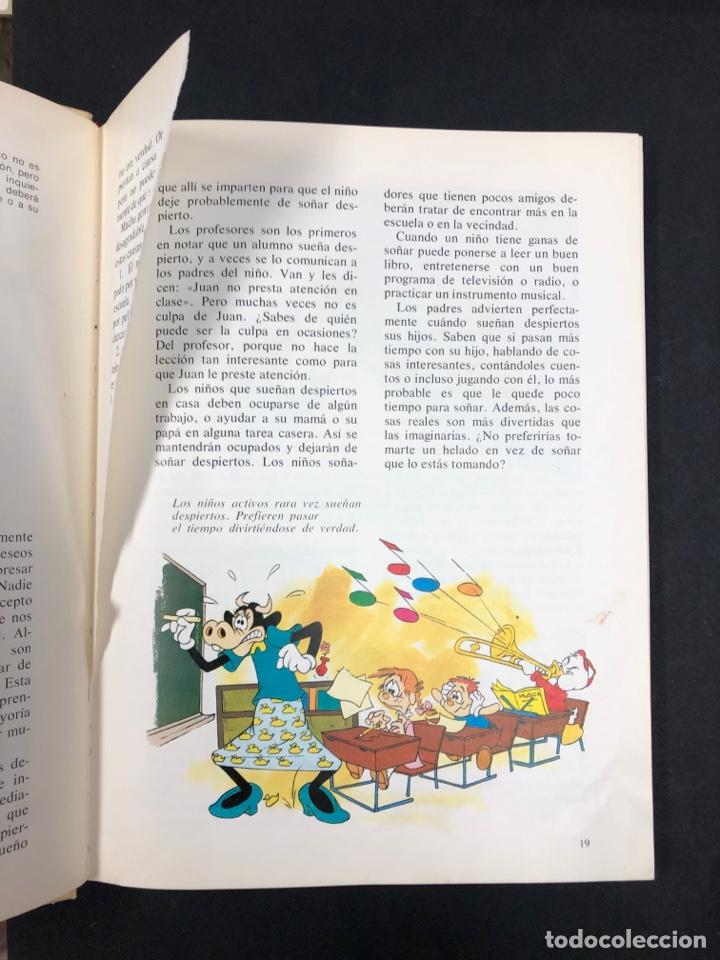 Libros de segunda mano: VAMOS A CRECER SANOS 2 - TU COMPORTAMIENTO - WALT DISNEY Y READERS DIGEST 1978 - Foto 5 - 194875715