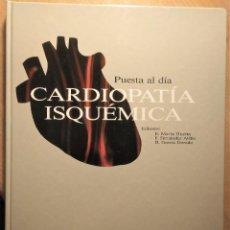 Libros de segunda mano: CARDIOPATÍA ISQUÉMICA, PUESTA AL DÍA, VV.AA, REVISTA ESPAÑOLA DE CARDIOLOGÍA, 1990. Lote 194902892