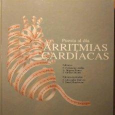 Libros de segunda mano: ARRITMIAS CARDÍACAS, PUESTA AL DÍA, VV.AA, REVISTA ESPAÑOLA DE CARDIOLOGÍA, 1995. Lote 194903185