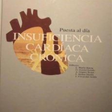 Libros de segunda mano: INSUFICIENCIA CARDÍACA CRÓNICA, PESTA AL DÍA, VV.AA., REVISTA ESPAÑOLA DE CARDIOLOGÍA, 1993. Lote 194903318