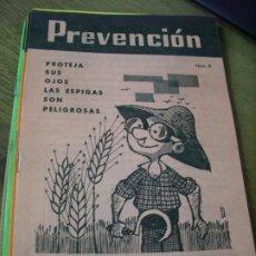 Libros de segunda mano: REVISTA PREVENCIÓN Nº 8. L.9601-169. Lote 194930462