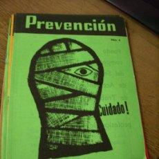 Libros de segunda mano: REVISTA PREVENCIÓN Nº 4. L.9601-172. Lote 194930710