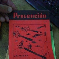 Libros de segunda mano: REVISTA PREVENCIÓN Nº 9. L.9601-174. Lote 194930882