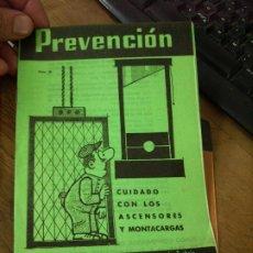 Libros de segunda mano: REVISTA PREVENCIÓN Nº 20. L.9601-175. Lote 194930961