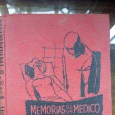 Libros de segunda mano: MEMORIAS DE UN MEDICO DE LA LUCHA ANTIVENEREA, DR JAIME ESPINELL AÑO1963 PAGINAS 254. Lote 194958225