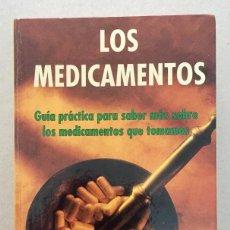 Libros de segunda mano: LOS MEDICAMENTOS.. Lote 194996196